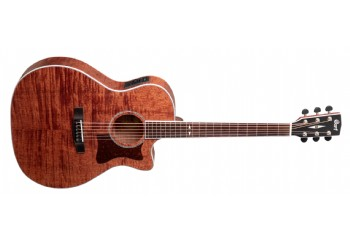 Cort GA5F-FMH Open Pore - Elektro Akustik Gitar