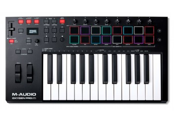 M-Audio Oxygen Pro 25 - MIDI Klavye - 25 Tuş