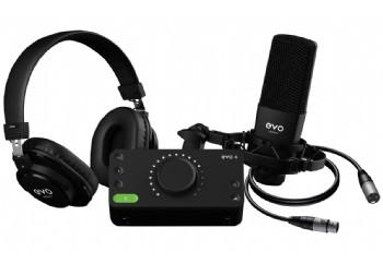 Audient Evo Start Recording Bundle - Kayıt Paketi