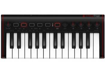 IK Multimedia iRig Keys 2 Mini - MIDI Klavye - 25 Tuş