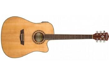 Washburn WD7SCE Harvest Series - Elektro Akustik Gitar