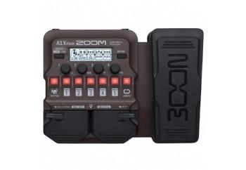 Zoom A1X FOUR - Akustik Gitar Prosesörü