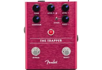 Fender The Trapper Dual Fuzz - Fuzz Pedalı