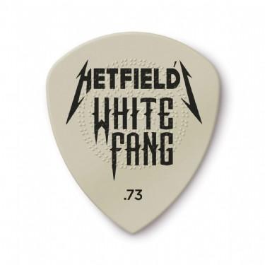 Jim Dunlop PH122T73 James Hetfield White Fang Pick Tin