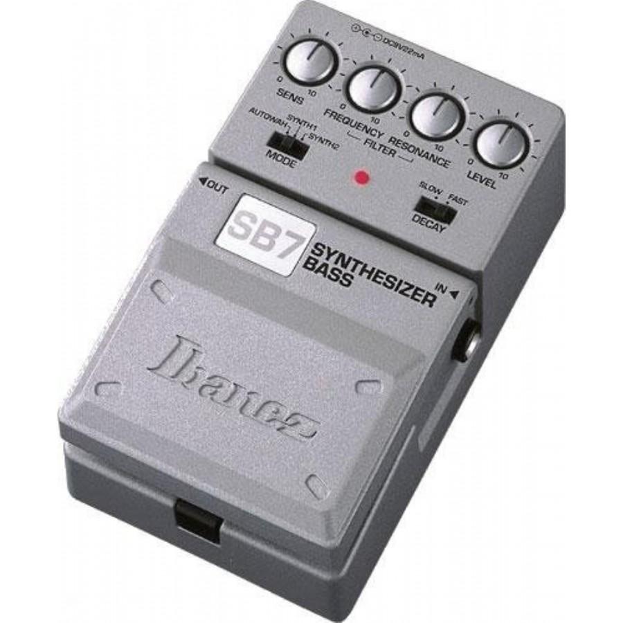 Ibanez SB7 Tone Lok Synthesizer Bass