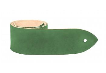 Tabaq DMDZ01 Orman Yeşili - Deri Gitar Askısı