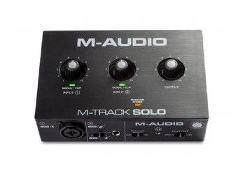 M-Audio M-Track Solo - Ses Kartı