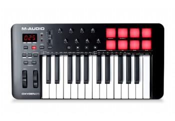 M-Audio Oxygen 25 MKV - MIDI Klavye - 25 Tuş