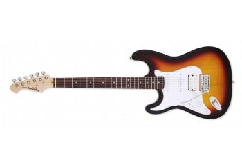 Aria Pro II STG004L3TS 3TS - Solak Elektro Gitar