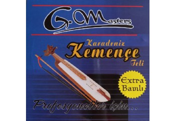 GMaster GK25Z Takım Tel - Kemençe Teli Bamlı