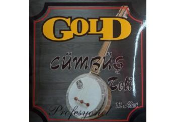 Gold GC50 Takım Tel - Cümbüş Teli