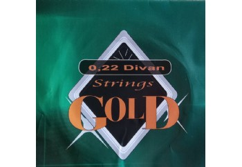 Gold GD22 Takım Tel - Divan Saz Teli 022