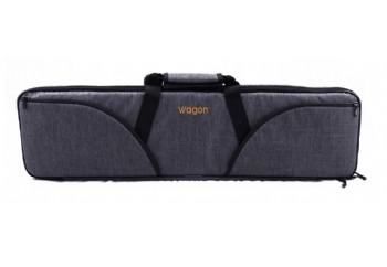 Wagon Case 03 Serisi Takım Ney Gri - Ney Çantası