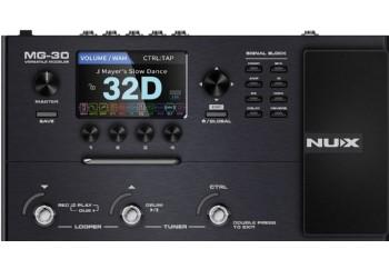 Nux MG-30 - Elektro Gitar Prosesörü