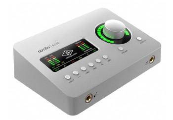 Universal Audio Apollo Solo Thunderbolt - Heritage Edition - Yüksek kaliteli DSP destekli 2 x 4 Thunderbolt 3 ses kartı - Zengin Plug-IN paketi ile birlikte (1 DSP) (Mac ve Windows)