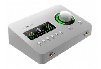 Universal Audio Apollo Solo USB - Heritage Edition - Yüksek kaliteli DSP destekli 2 x 4 USB 3 ses kartı - Zengin Plug-IN paketi ile birlikte (1 DSP) (Windows)