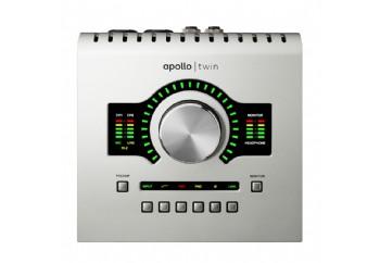 Universal Audio Apollo Twin USB - Heritage Edition - Yüksek kaliteli DSP destekli 2 x 6 ses kartı - Zengin Plug-IN paketi ile birlikte (2 DSP) USB 3.0