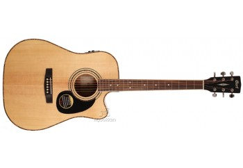 Cort AD880CE - Fırsat Reyonu NS - Naturel Satin - Elektro Akustik Gitar
