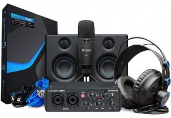 Presonus AudioBox 96 Ultimate 25th - Kayıt Paketi