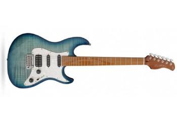 Sire Larry Carlton S7 FM Transluscent Blue - Elektro Gitar