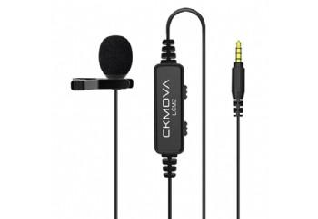 CKMOVA LCM2 3.5mm Lavalier Omnidirectional Condenser Microphone - Condenser Yaka Mikrofonu