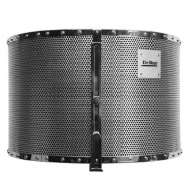 On-Stage ASMS4730 Microphone Acoustic Isolation Shield
