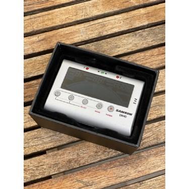 Samson CM40 Chromatic Electronic Tuner & Metronome - Fırsat Reyonu