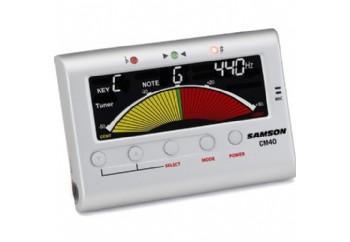 Samson CM40 Chromatic Electronic Tuner & Metronome - Fırsat Reyonu - Metronom & Tuner