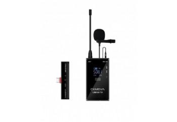 CKMOVA UM100 Kit3 Dual-Channel Wireless Microphone - Telsiz Mikrofon Sistemi (Wireless-Kablosuz)
