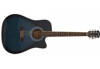 Washburn WA90C - Fırsat Reyonu BLB - Akustik Gitar