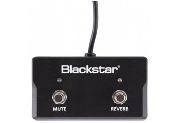 Blackstar FS-17 2-button Footswitch for Sonnet Series Amplifiers - Footswitch