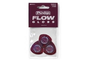 Jim Dunlop 550P2.0 Flow Gloss Pick - 3'lü Pena