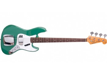 SX Vintage Series SJB62C+ Vintage Green - Bas Gitar