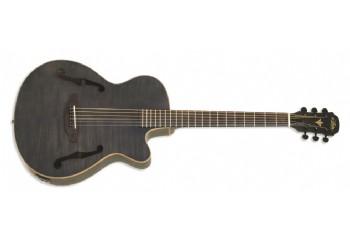 Aria FET-F2 STBK (Stained Black) - Elektro Akustik Gitar