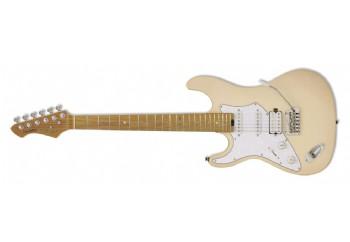 Aria 714-JH Fullerton MBWH (Marble White) - Elektro Gitar