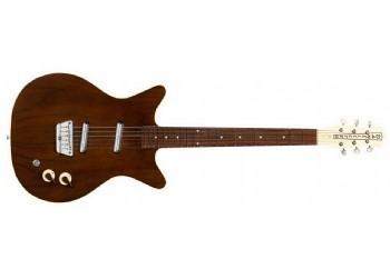 Danelectro 59 Divine Dark Walnut - Elektro Gitar