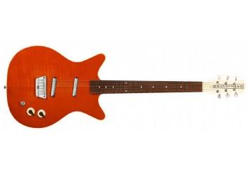 Danelectro 59 Divine Flame Maple - Elektro Gitar