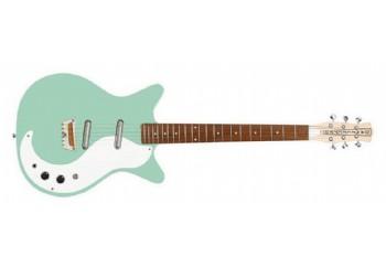 Danelectro Stock 59 Aqua - Elektro Gitar