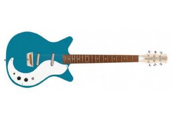 Danelectro Stock 59 Turquoise - Elektro Gitar
