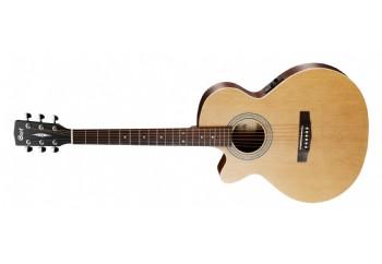 Cort SFX-ME LH OP - Open Pore - Solak Elektro Akustik Gitar