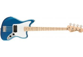 Squier  Affinity Series Jaguar Bass H Lake Placid Blue - Maple - Bas Gitar