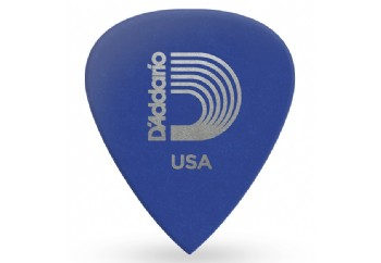 Daddario Duralin Precision Guitar Picks Medium/Heavy (1.0mm) - Pena