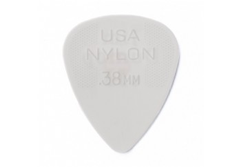 Jim Dunlop Nylon Standard 0.38 mm - 1 Adet
