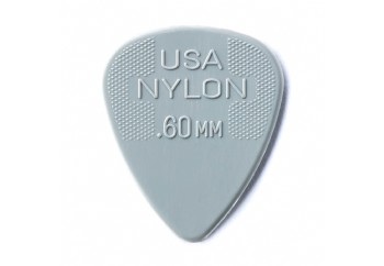 Jim Dunlop Nylon Standard 0.60 mm - 1 Adet