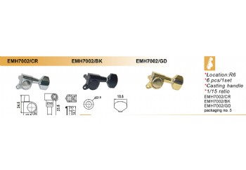 Dr.Parts EMH7002 CR (Crhome)