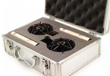 MXL 603s Pair - Stereo Çift Mikrofon Kiti