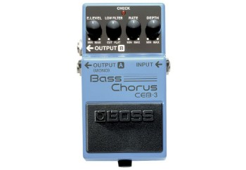Boss CEB-3 - Bass Chorus Pedalı