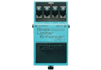 Boss LMB-3 - Bass Limiter Enhancer Pedal