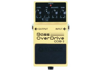 Boss ODB-3 - Bass Over Drive Pedalı