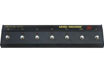 Tech 21 MIDI Moose MM01 - Foot Controller